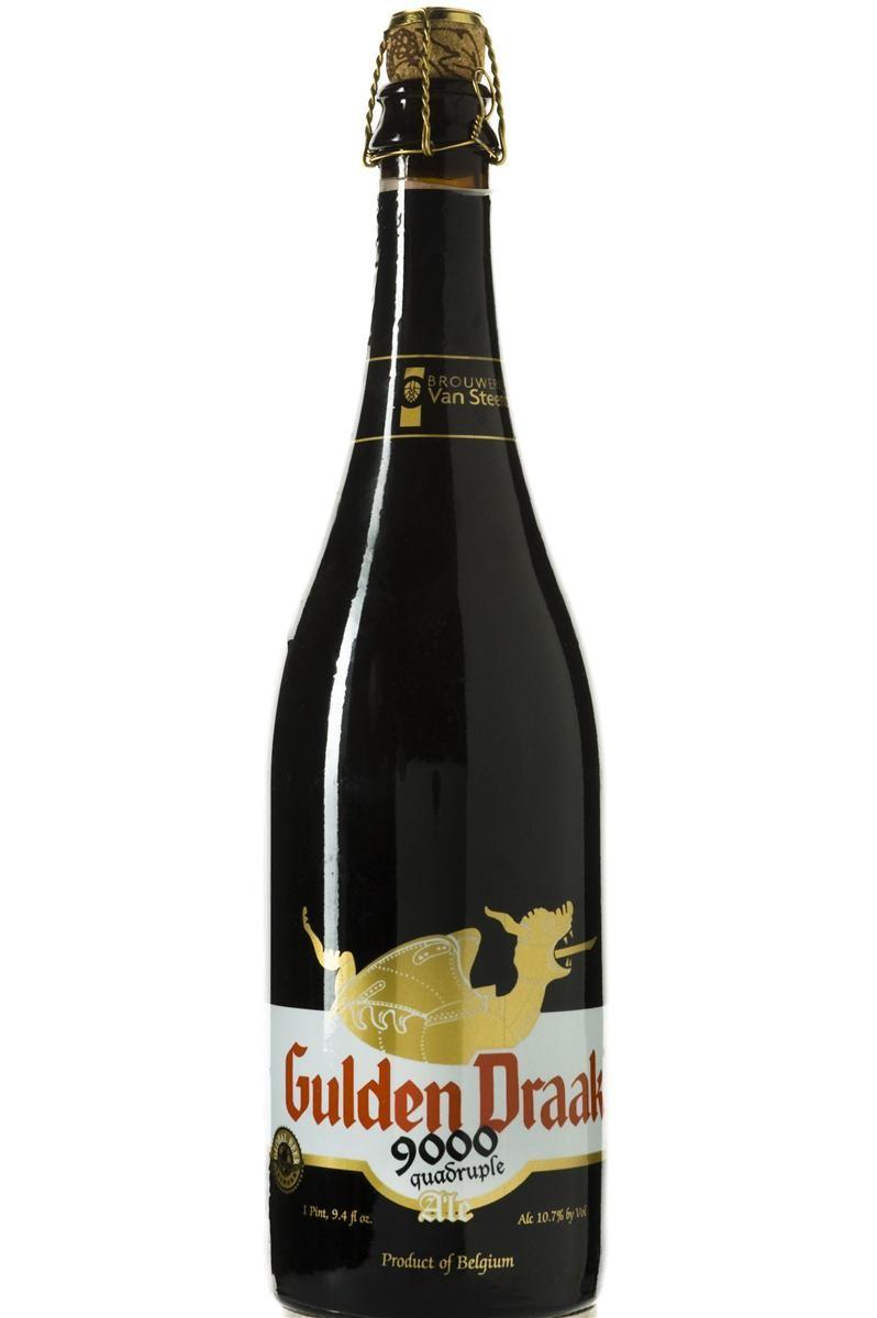 Gulden Draak Quadruple  - 0,75 liter fra Brouwerij Van Steenberge