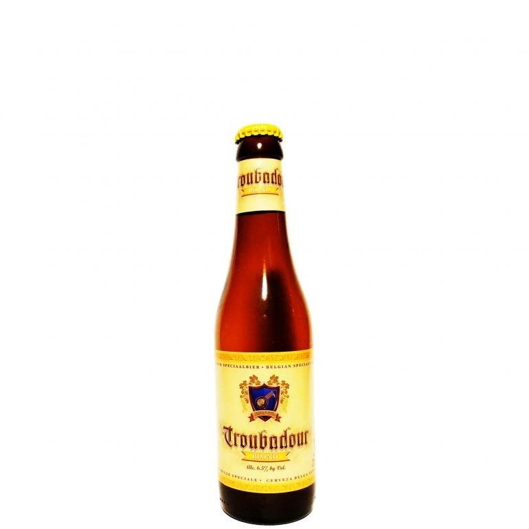 Troubadour Blond- 0,33 liter fra Troubadour