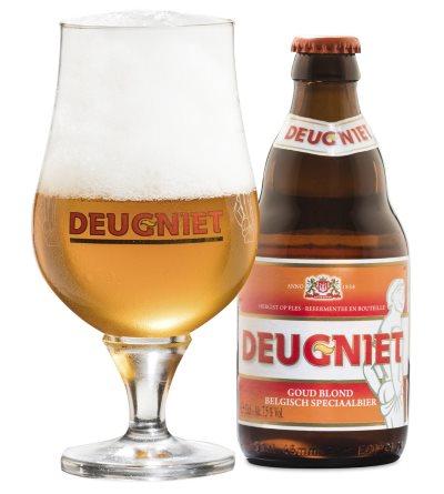 La Gauloise Deugniet - 0,33l fra Brasserie du Bocq