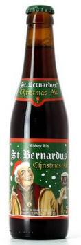 St. Bernadus Christmas  - 0,33 liter fra St. Bernardus Brouwerij