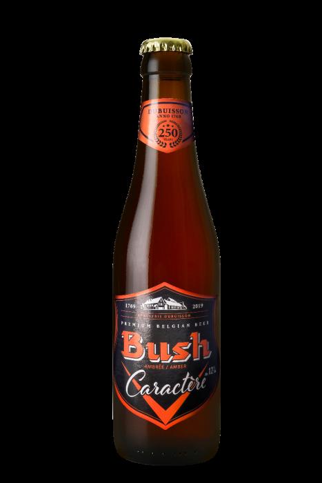 Bush Amber Caractere fra Brasserie Dubuisson