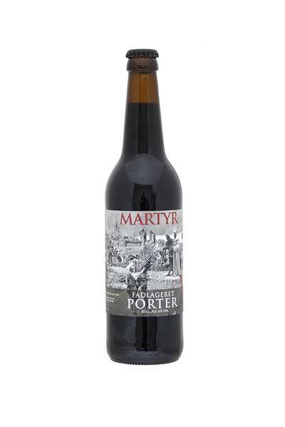 Martyr, Fadlageret Porter - 0,5 liter fra Kongebryg