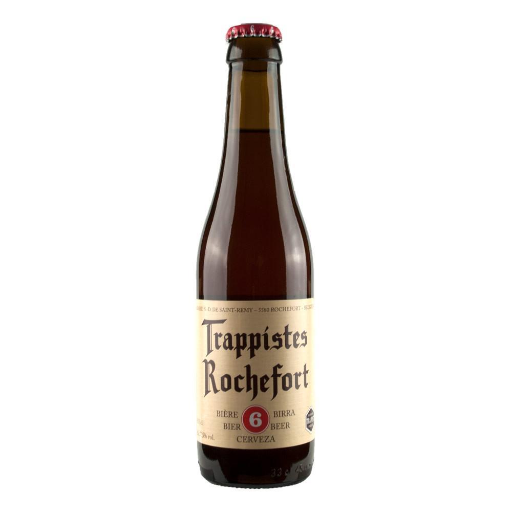 Rochefort  6 - 0,33 liter fra Brasserie Rochefort