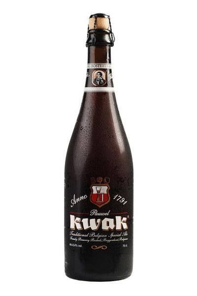 Kwak - 0,75 liter fra Brouwerij Bosteel