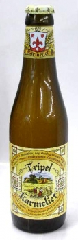 Karmeliet Tripel  - 0,33 liter fra Brouwerij Bosteel
