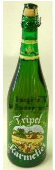 Karmeliet Tripel  - 0,75 liter fra Brouwerij Bosteel
