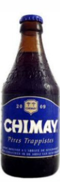 Chimay Bleu - 0,33 liter fra Bières de Chimay S.A..