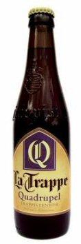La Trappe Quadrupel- 0,33 liter fra Brouwerij De Schaapskooi