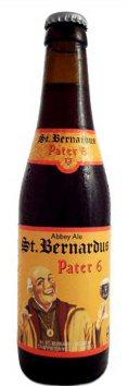 St. Bernardus 6 Pater - 0,33 liter fra St. Bernardus Brouwerij