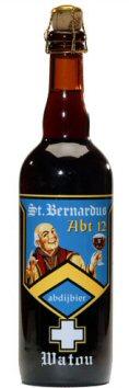 St. Bernardus 12 Abt - 0,75 liter fra St. Bernardus Brouwerij