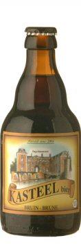 Kasteelbier Bruin  - 0,33 liter fra Brouwerij Van Honsebrouck