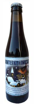 Bink Winterkoninkske - 0,33 liter fra Brouwerij Kerkom