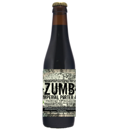 Zumbi - Imperial Porter - 0,33 liter fra WhitePonyMicrobrewery