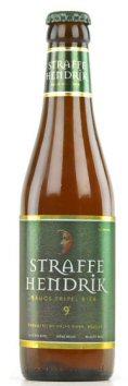 Straffe Hendrik Tripel  0,33 liter fra Brouwerij De Halve Maan