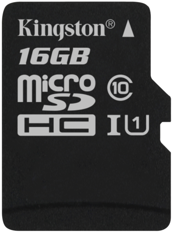 SDCS/16GB fra Kingston købes hos B.J.Trading